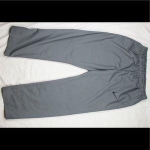 Nike Grey sweat pants size XL